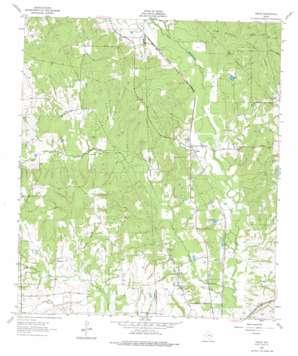 Dacus topo map