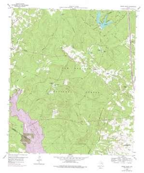 Moore Grove topo map