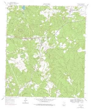 Phelps topo map