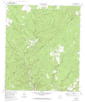 Colita topo map