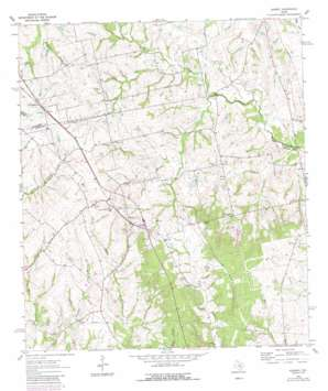 Kenney topo map