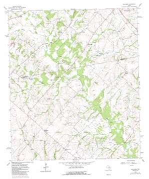 Welcome topo map