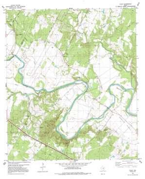 Utley topo map