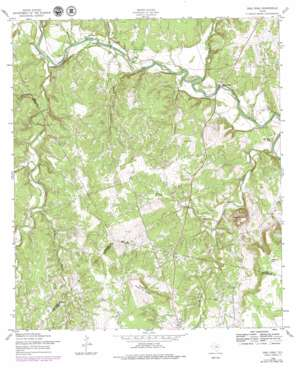 Ding Dong topo map