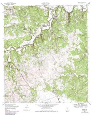 Briggs topo map