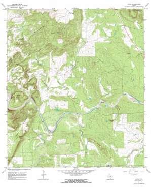 Click topo map