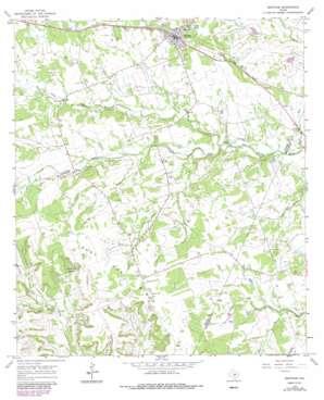 Bertram topo map