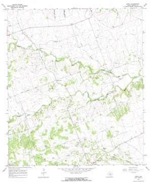 Joppa topo map