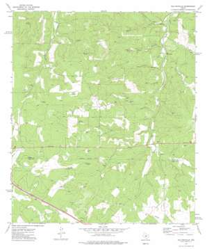 Old Noxville topo map