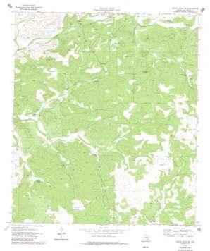 White Draw Ne topo map