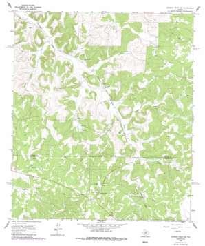 Dunbar Draw Se topo map