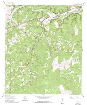 Roosevelt topo map