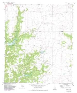 Sonora Ne topo map