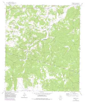Adams SW USGS topographic map 30100g4