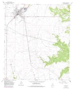 Eldorado topo map