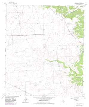 Eldorado Nw topo map