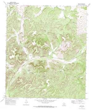 Juno USGS topographic map 30101b1
