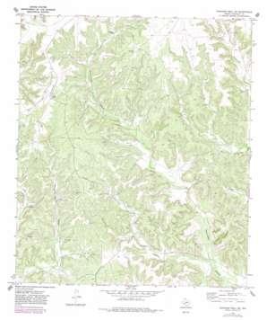 Howards Well Ne topo map