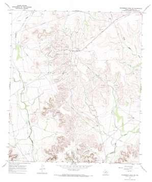 Schneeman Draw Sw topo map