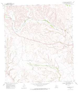 Sanderson Se topo map
