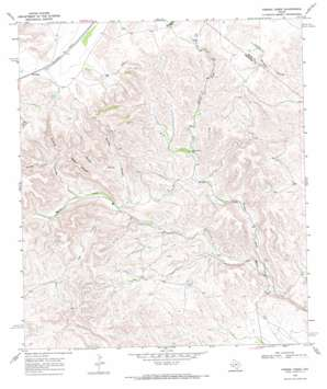 Fresno Creek USGS topographic map 30102a6