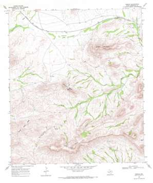 Tesnus USGS topographic map 30102a8