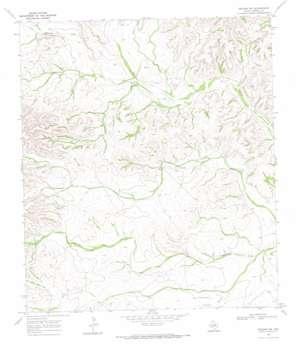 Dryden Nw topo map