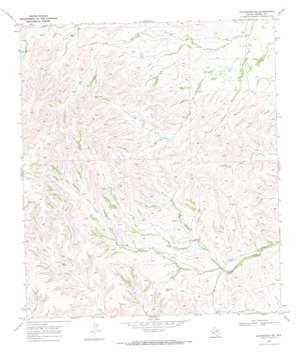 Sanderson Ne topo map
