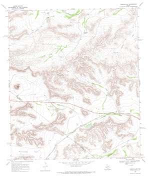 Longfellow topo map