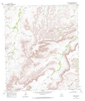 Ebers Camp topo map