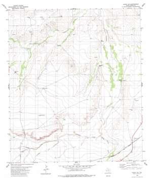 Hovey Ne topo map