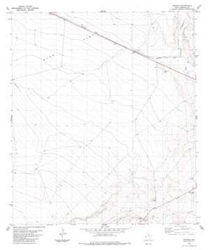 Aragon topo map