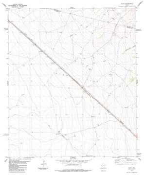 Ryan topo map