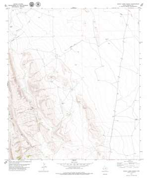 Nancy Anne Ranch topo map
