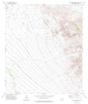 Eagle Mountains Nw USGS topographic map 30105h2