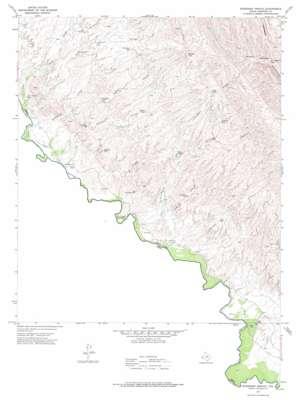 Schroder Arroyo topo map