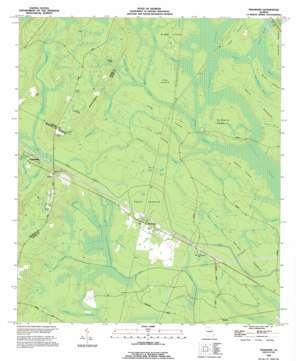 Thalmann topo map