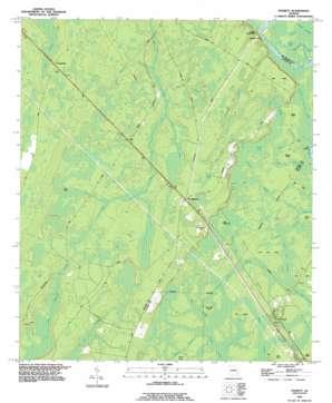 Everett topo map