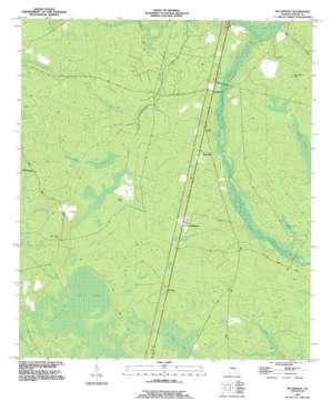 Mckinnon topo map
