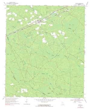 Manor topo map
