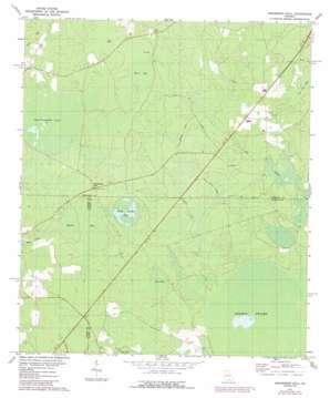 Henderson Still topo map