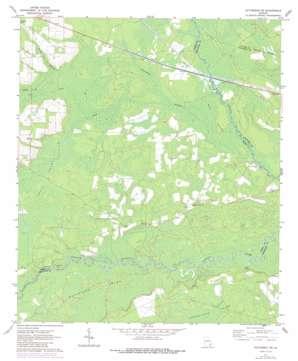 Patterson Se topo map