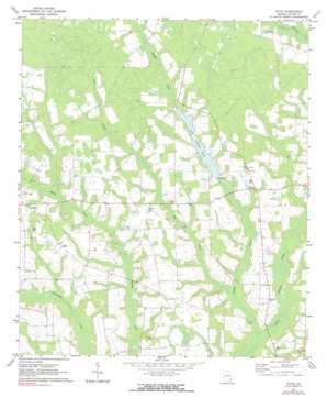 Ritch topo map