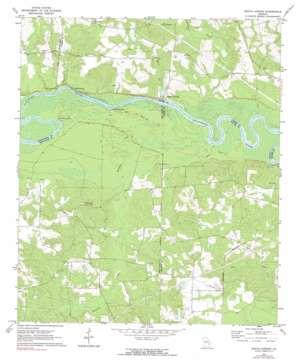 Grays Landing topo map