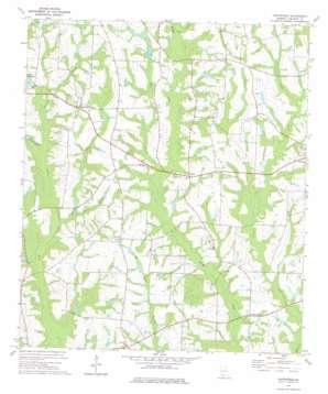 Hartsfield topo map