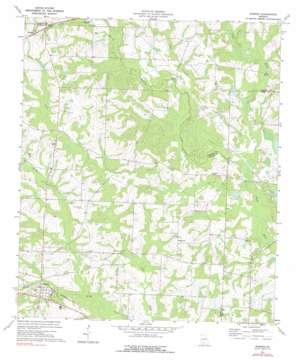 Sumner topo map