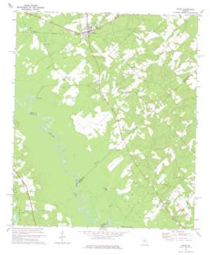 Rhine topo map