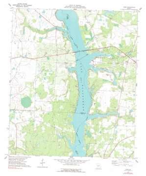 Cobb topo map