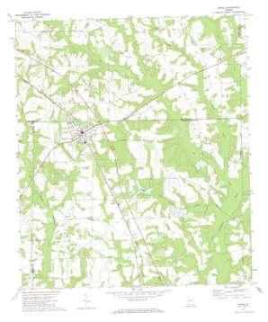 Meigs topo map