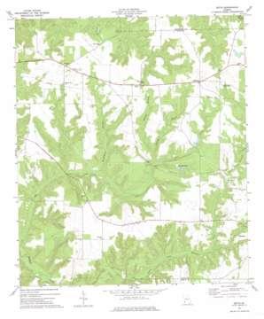 Zetto topo map